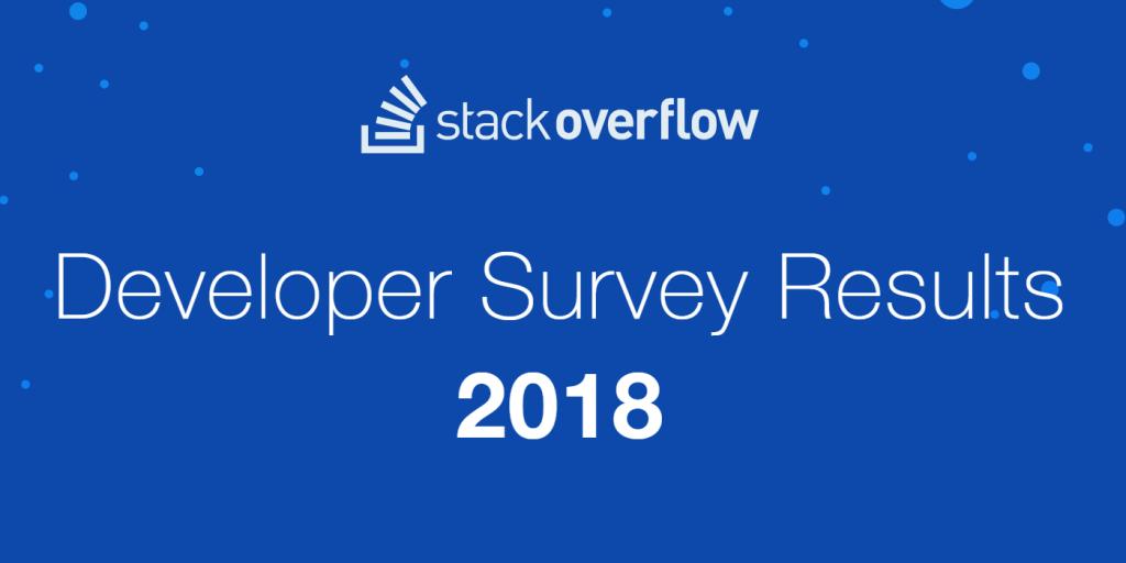 Co mówią o sobie programiści? Prezentujemy wyniki tegorocznego badania Stack Overflow!