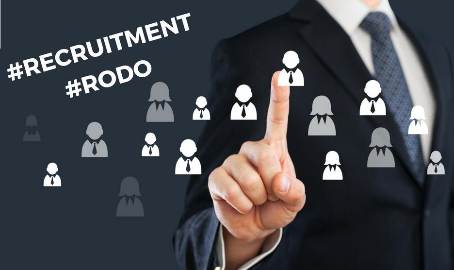 RODO W HR – jak przetwarzać dane w procesach rekrutacji?