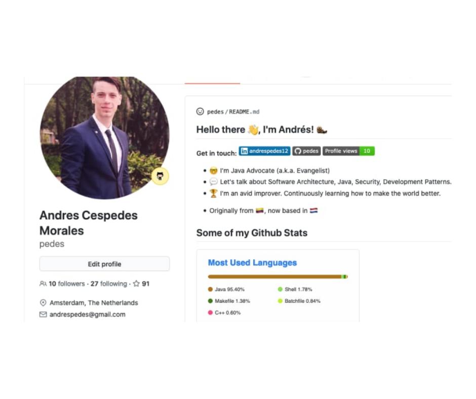 Jak stworzyć dobre README profilu na GitHubie?