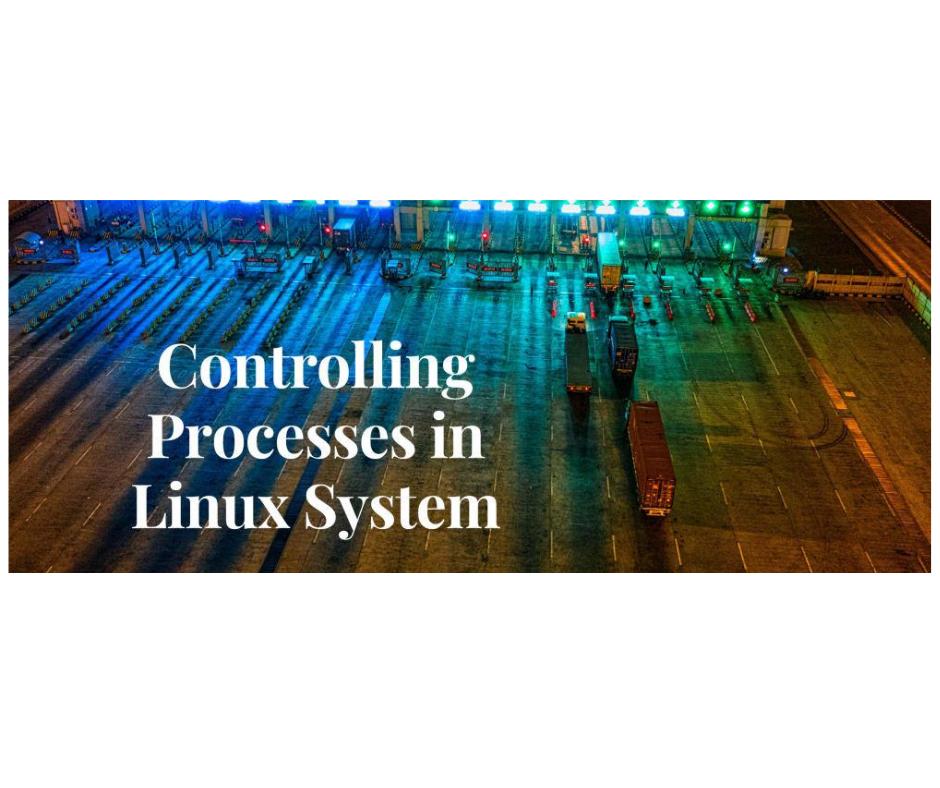 Sterowanie procesami w systemie Linux