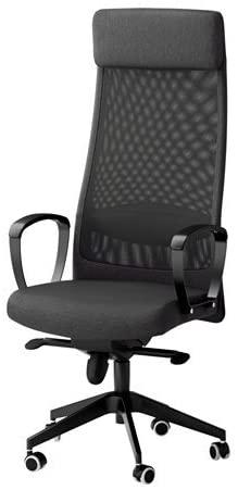 Ikea Markus - jedno z najpopularniejszych krzeseł dla programistów
