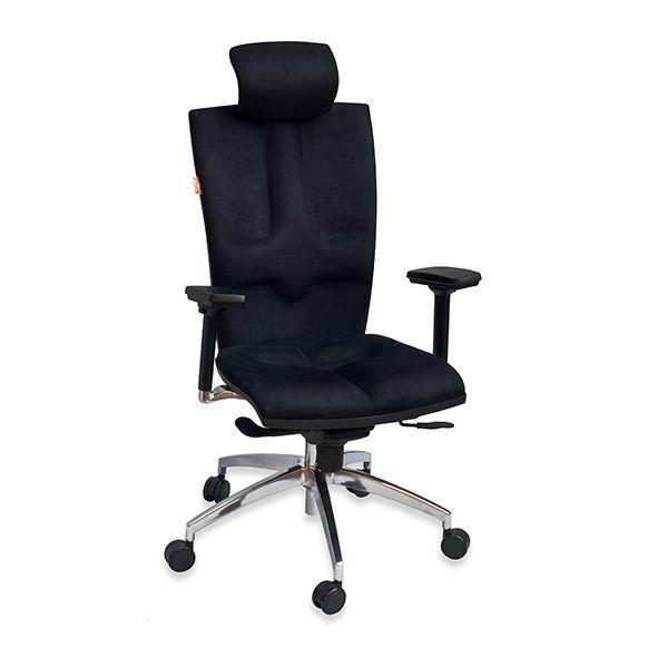 Kulik System Elegance - ortopedyczne krzesło dla programistów