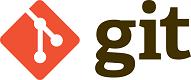 logo Git - pierwszego z TOP 10 narzędzi DevOps