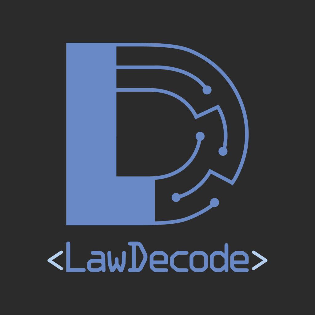 Logo firmy LawDecode